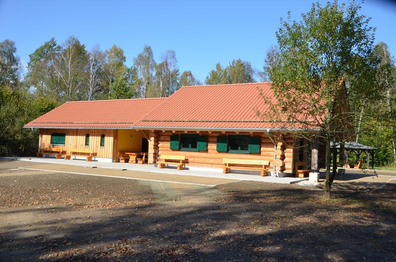 Forsthütten Sachsenforst